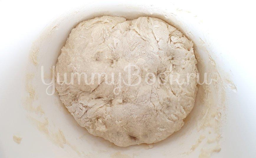 Ленивый Хачапури на сковороде - шаг 2