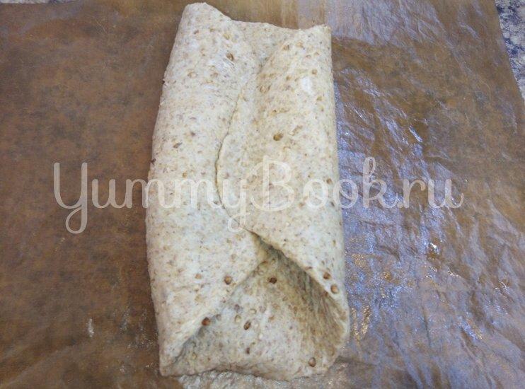 Хлеб из гречки - шаг 13