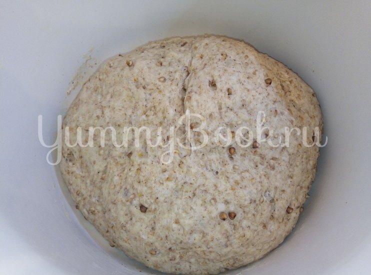 Хлеб из гречки - шаг 10
