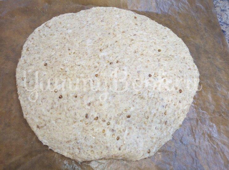 Хлеб из гречки - шаг 11