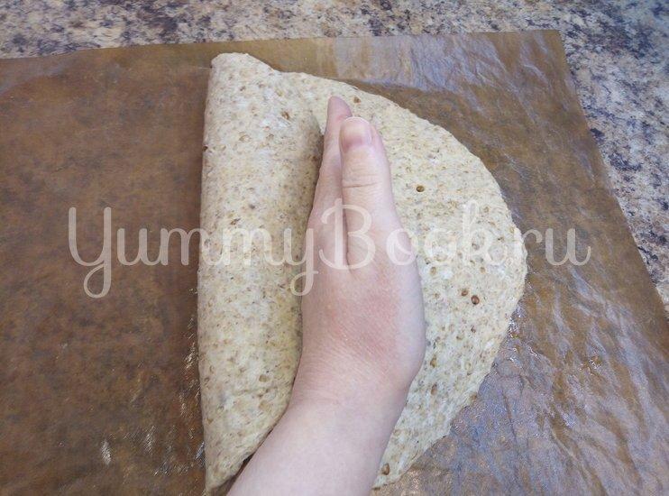 Хлеб из гречки - шаг 12