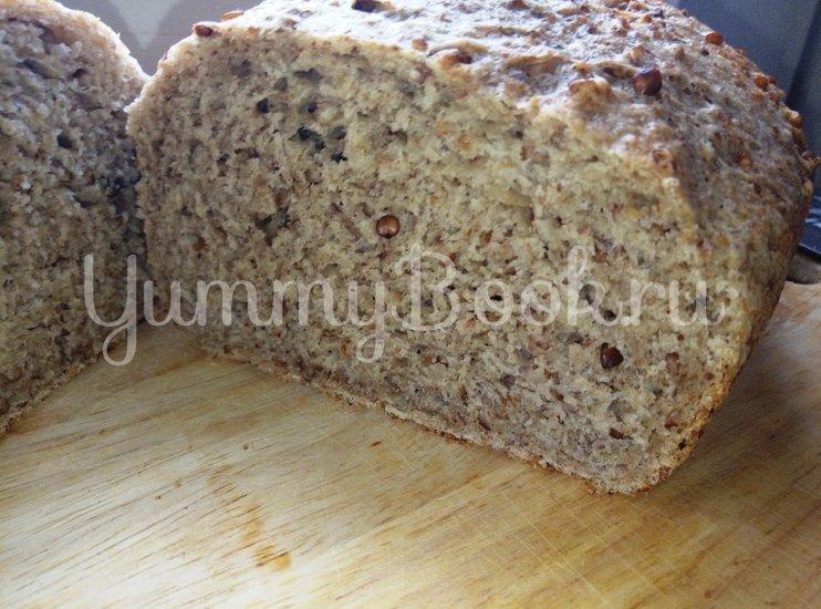 Хлеб из гречки - шаг 19