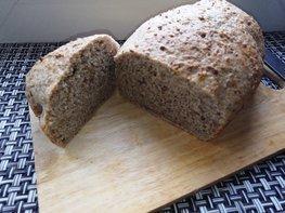 Хлеб из гречки