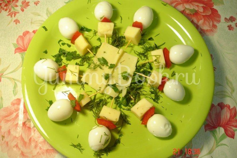Перепелиные яйца - шаг 5