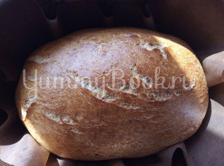 """Чесночно-луковый хлеб с """"шампиньонами"""" - шаг 14"""
