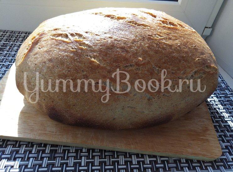 """Чесночно-луковый хлеб с """"шампиньонами"""" - шаг 16"""