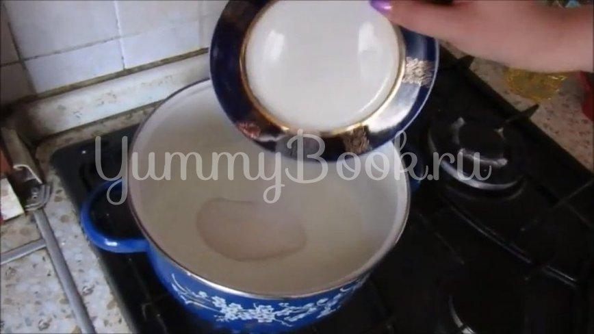 Молочное желе «Орео» - шаг 2