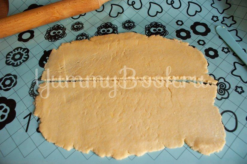 Песочное печенье с марципаном - шаг 2