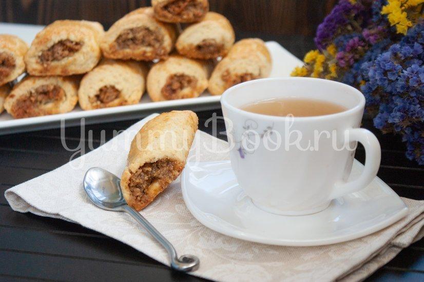 Песочное печенье с марципаном - шаг 7