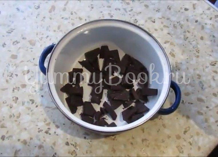 Десерт «Птичье молоко» за 15 минут - шаг 3