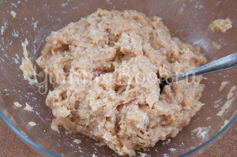Куриные фрикадельки в медовом соусе - шаг 3