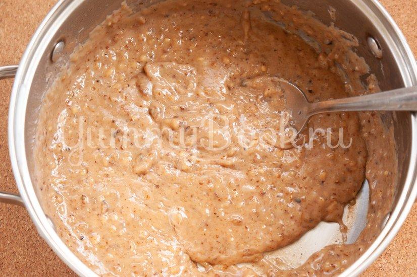 Суфле с мёдом и орехами - шаг 5