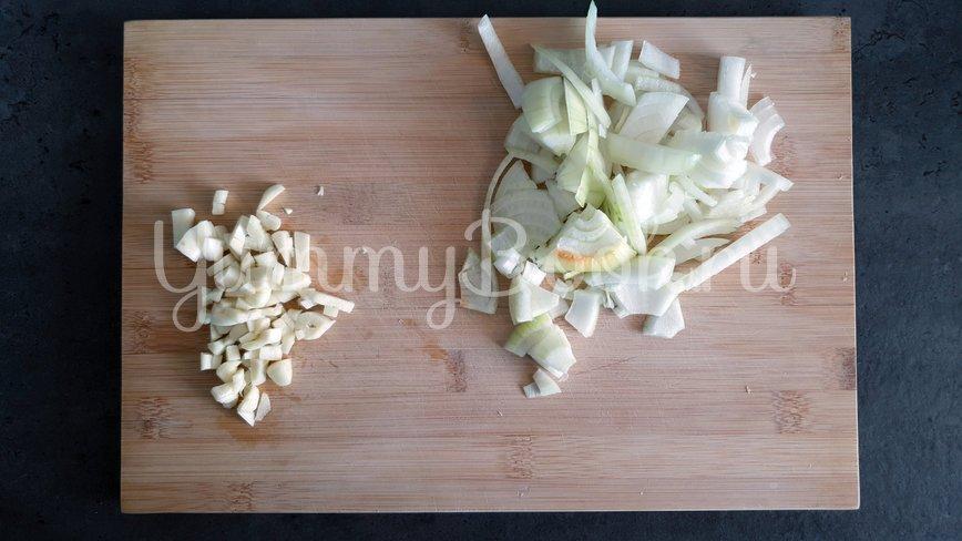 Осьминог запеченный с картофелем - шаг 2