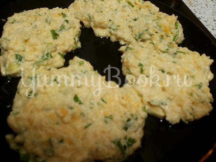 Ленивые хачапури - шаг 4