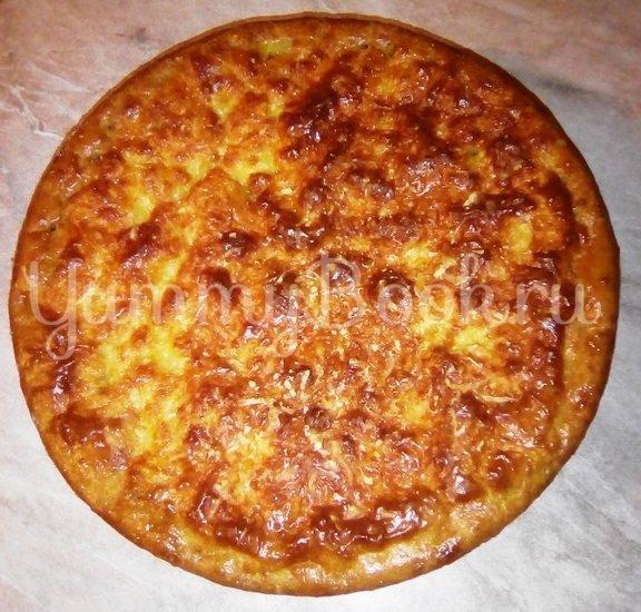 Пирог на кефире - шаг 16