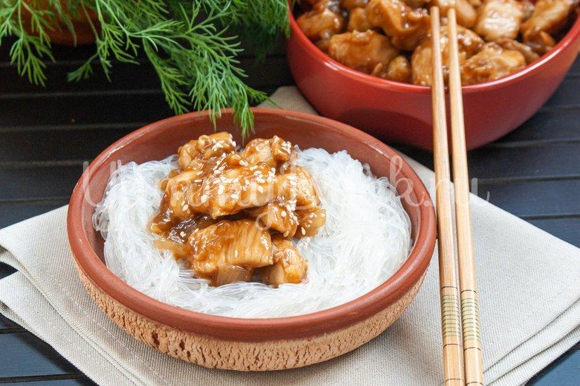 Куриное филе по-китайски - шаг 11