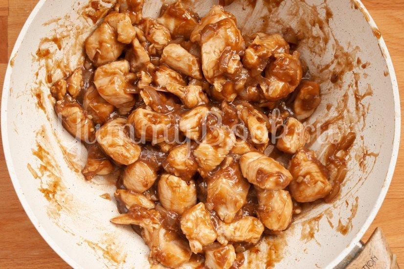 Куриное филе по-китайски - шаг 10