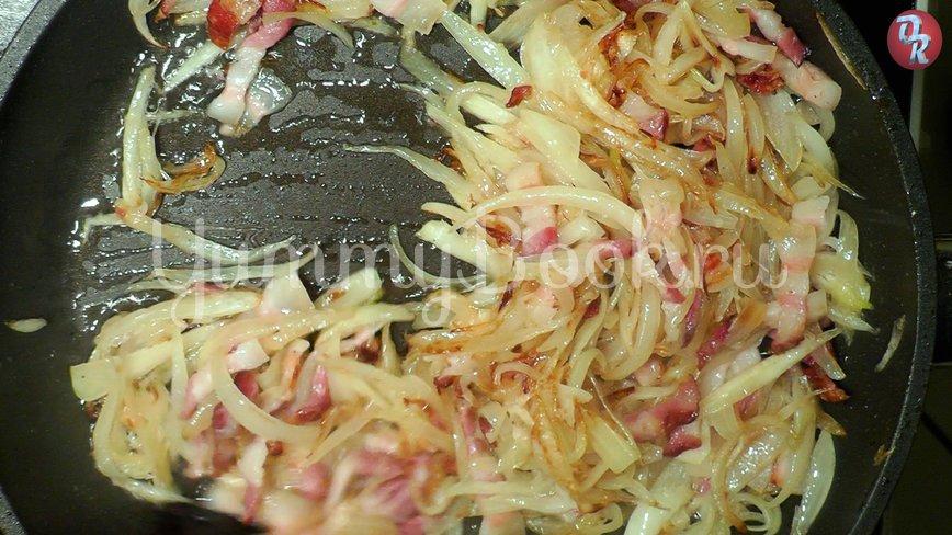 Картофельные ньокки с панчеттой - шаг 4