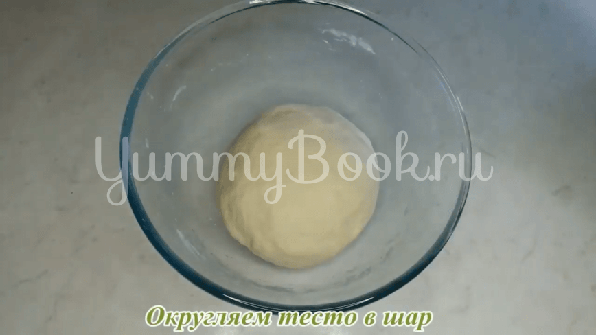 Универсальное дрожжевое тесто без яиц и молока - шаг 11