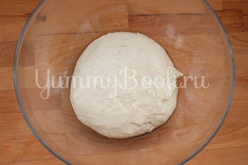 Хлеб на сухом молоке - шаг 4
