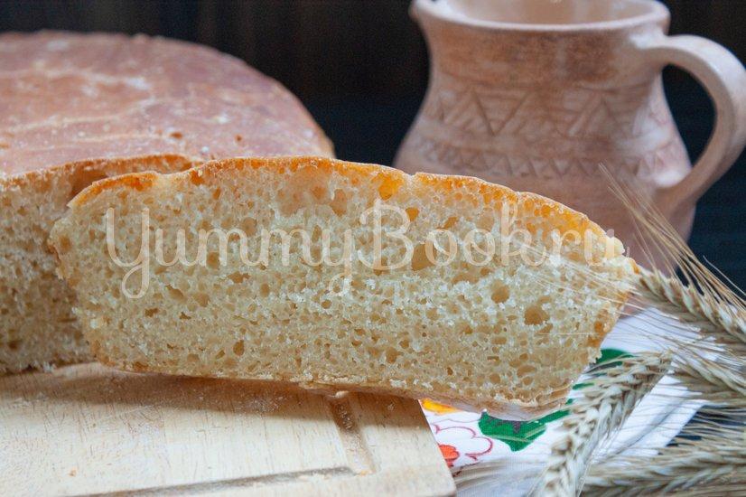 Хлеб на сухом молоке - шаг 8