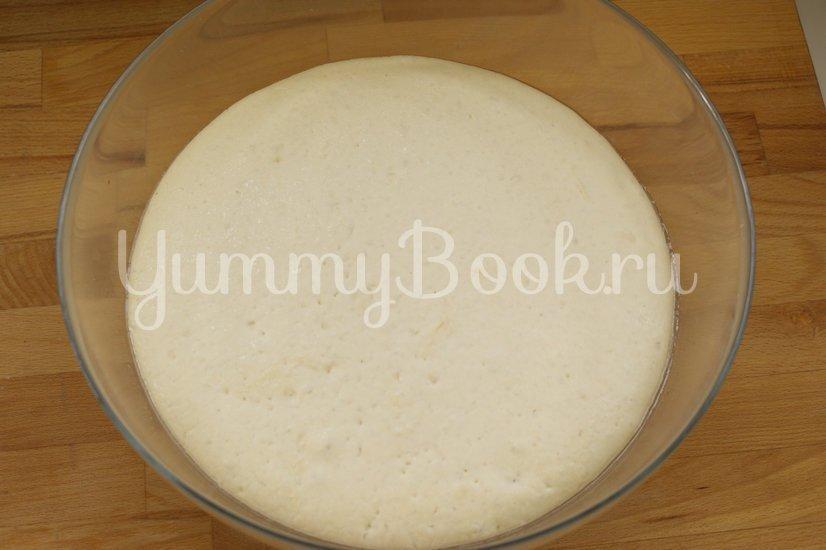 Хлеб на сухом молоке - шаг 5