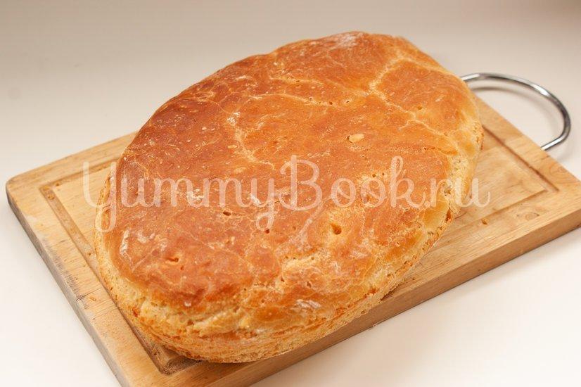 Хлеб на сухом молоке - шаг 7