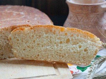 Хлеб на сухом молоке