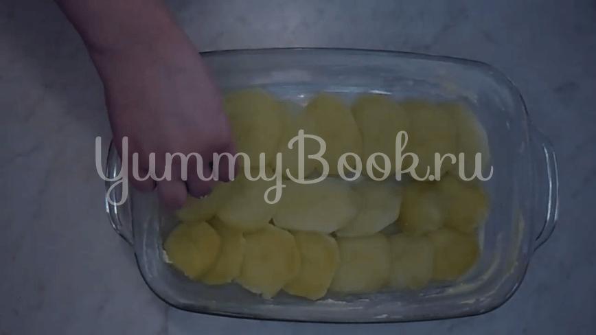 Картофельная запеканка со сливочным маслом - шаг 5