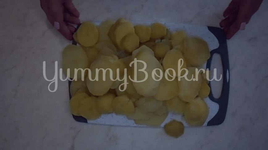 Картофельная запеканка со сливочным маслом - шаг 2