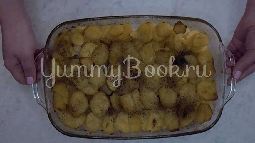 Картофельная запеканка со сливочным маслом - шаг 10