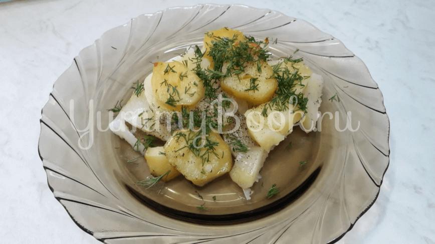 Картофельная запеканка со сливочным маслом - шаг 11