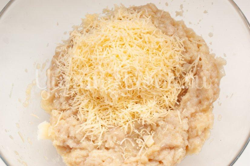 Куриные маффины с творогом и сыром - шаг 3