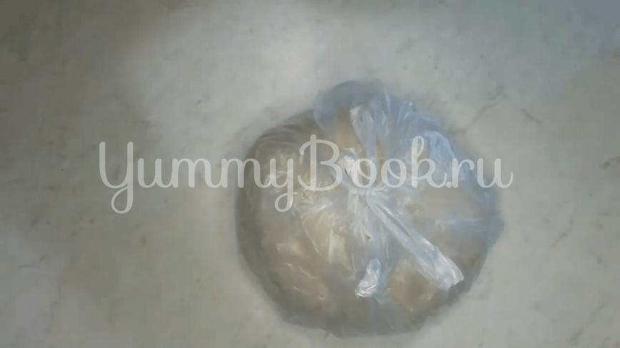 """Быстрое дрожжевое тесто в пакете """"Утопленник"""" - шаг 16"""