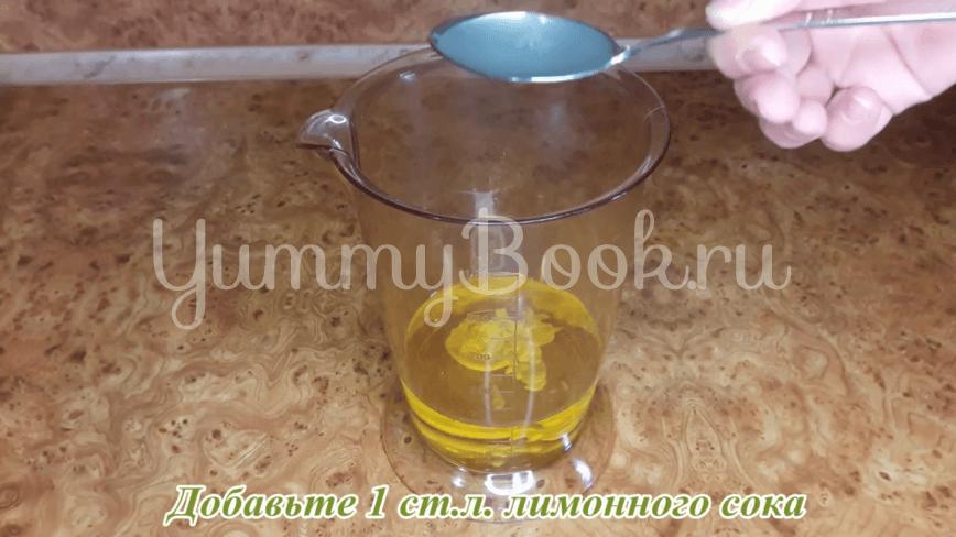 Простой рецепт домашнего майонеза - шаг 3