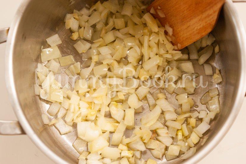 Мексиканский суп с фасолью и кукурузой - шаг 2