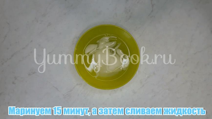 """Салат """"Купеческий"""" со свининой - шаг 6"""
