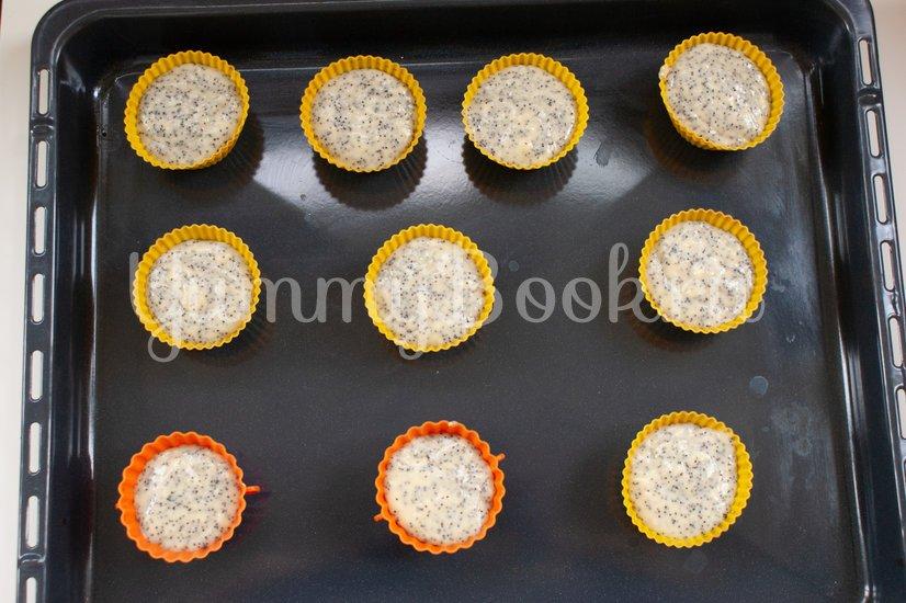 Маковые кексы - шаг 4