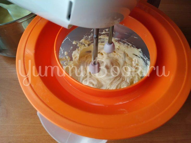 Домашний торт «Дуэт» (без выпечки) - шаг 4