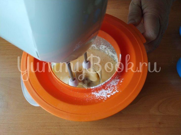 Домашний торт «Дуэт» (без выпечки) - шаг 1