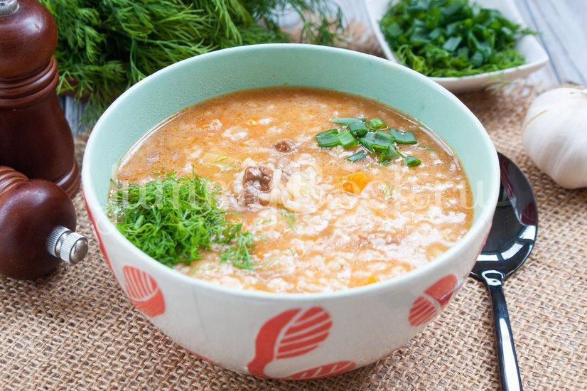 Суп Мастава - шаг 9