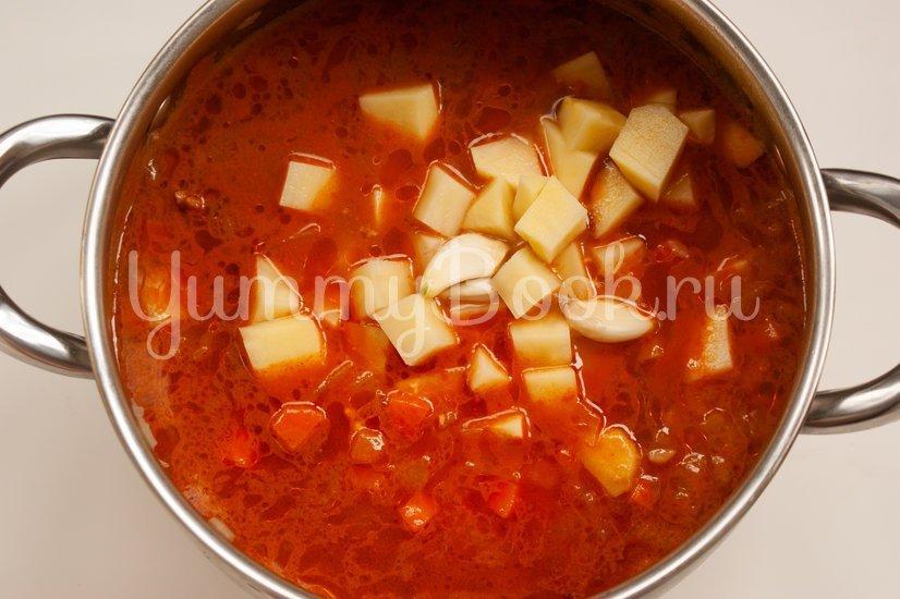 Суп Мастава - шаг 7