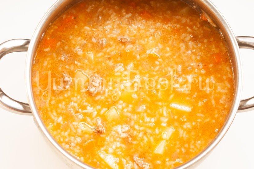 Суп Мастава - шаг 8