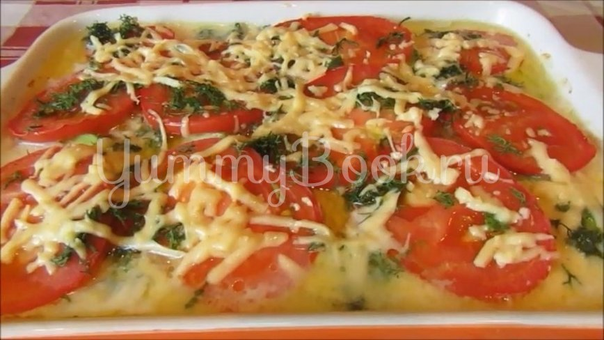 Запеканка из курицы с кабачками и помидорами - шаг 5
