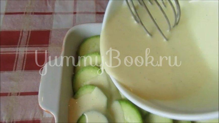 Запеканка из курицы с кабачками и помидорами - шаг 3