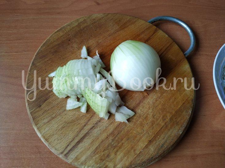 Птитим с овощами и куриным филе - шаг 2