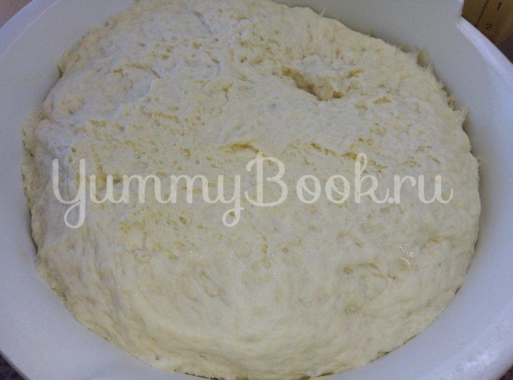 Хлеб с кукурузной мукой - шаг 9