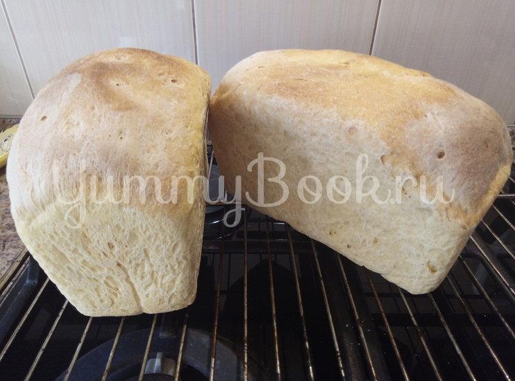 Хлеб с кукурузной мукой - шаг 18