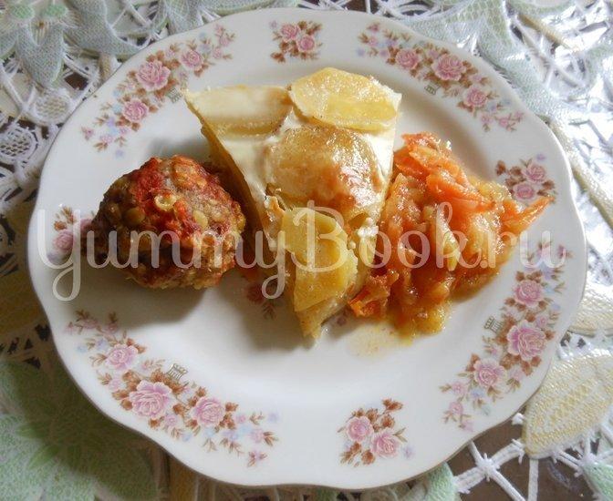Картофель с молоком, запечённый в духовке - шаг 12