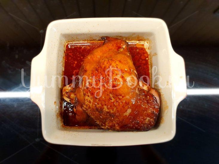 Бедро индейки запеченное в духовке - шаг 8